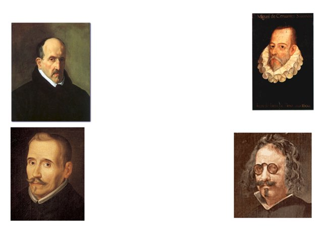 Autores Siglo XVII by Cristina Martínez