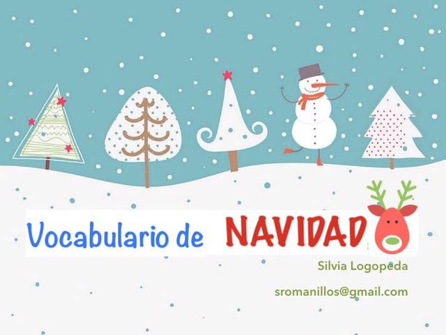 Vocabulario Y Frases De Navidad by Silvia Romanillos