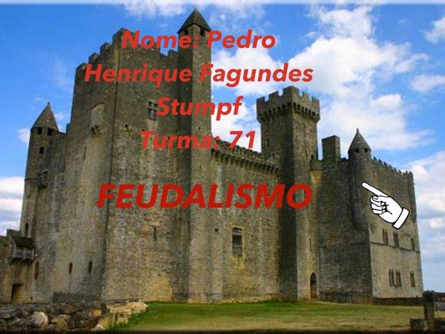 Nome: Pedro Fagundes Stumpf by Rede Caminho do Saber