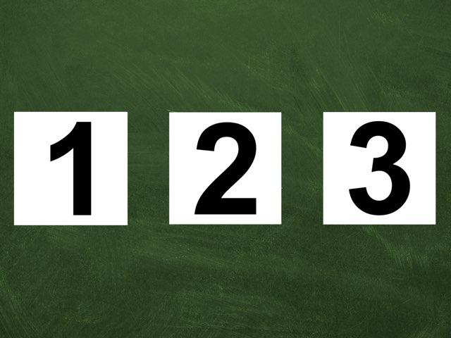 Aprendemos a reconocer los números by Iknasi Martorell