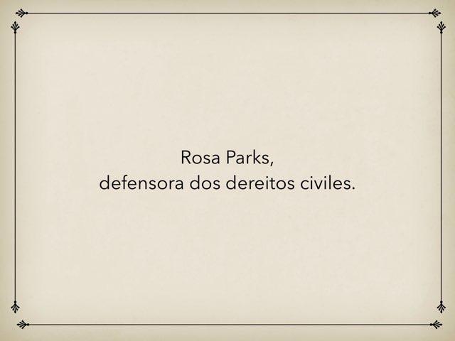 Rosa Parks by Beatriz Gonzalez Blanco