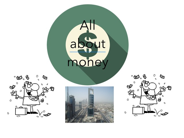 All About Money!!! by Aiden Borlongan