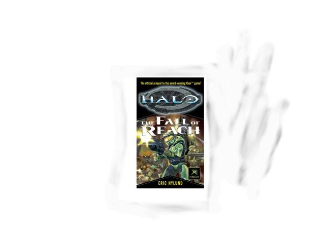 Halo Fall Of Reach by 3MK iPad