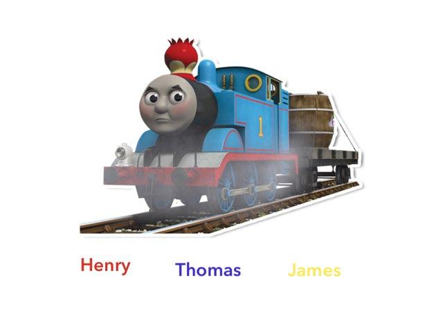 Knowing Thomas by Qa 123