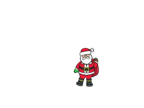 Puzzel Kerstman by juf Nele