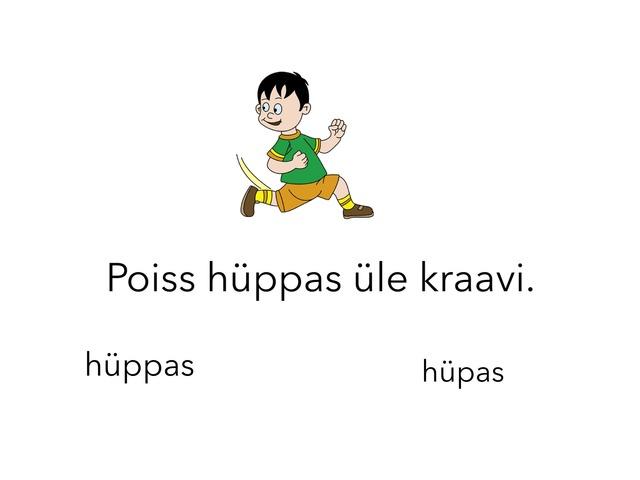 Eesti Keel by Michelle-Natali Omeljantsuk