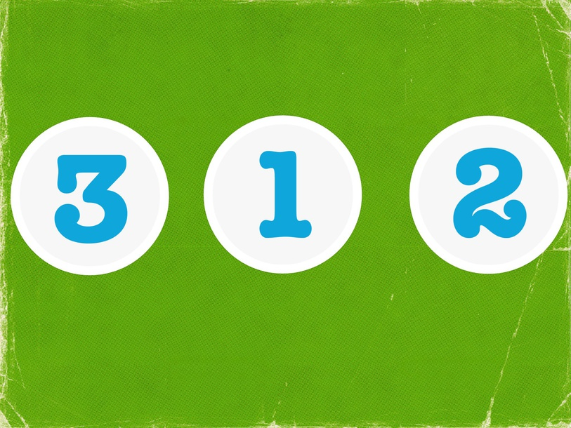 Number recognition game(2) by Cindy Derienzo
