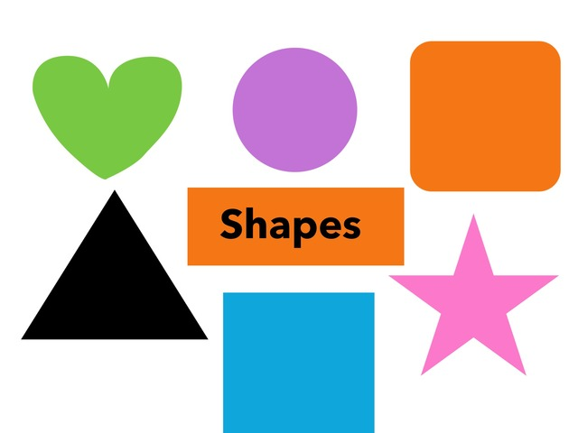 Shapes by Lori Board