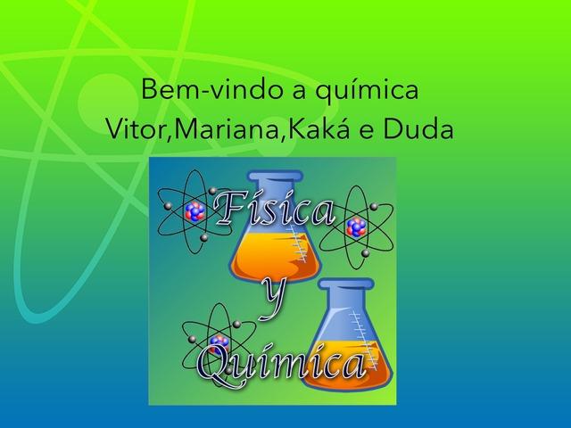 Química  by Mariana Avillez