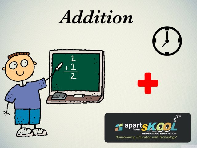 Addition by TinyTap creator