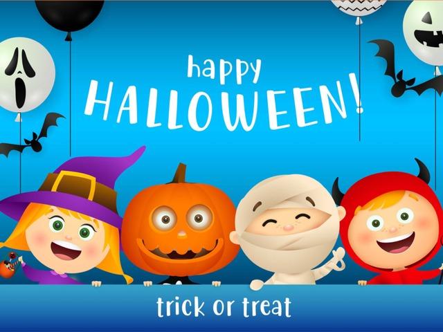 Happy Halloween Trick Or Treat Game by Hadi  Oyna