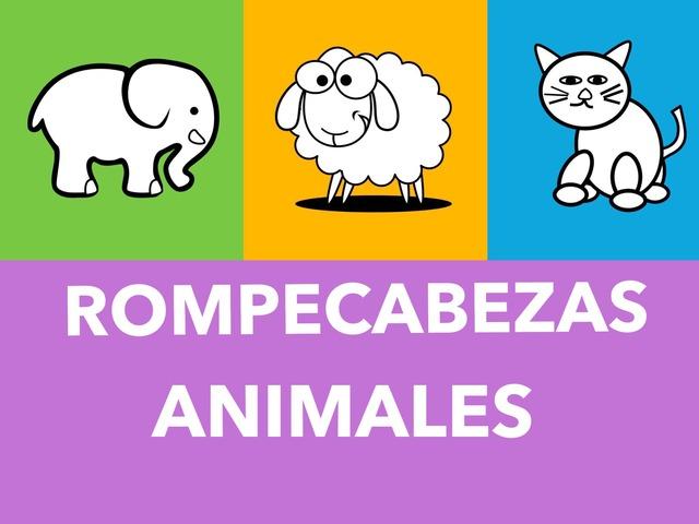 Rompecabezas Animales by Tiny Tap