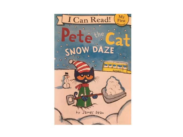 Pete The Cat By James Dean SS by TinyTap creator