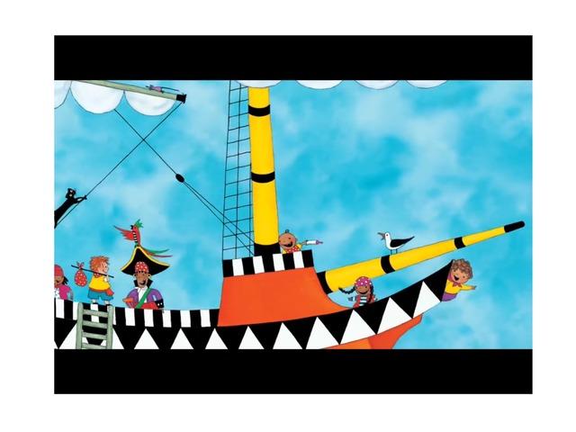 Pirates by Barbi Bujtas