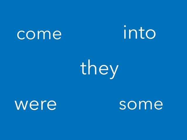 Sight Words EC2 by ELIZABETH HARTUNG