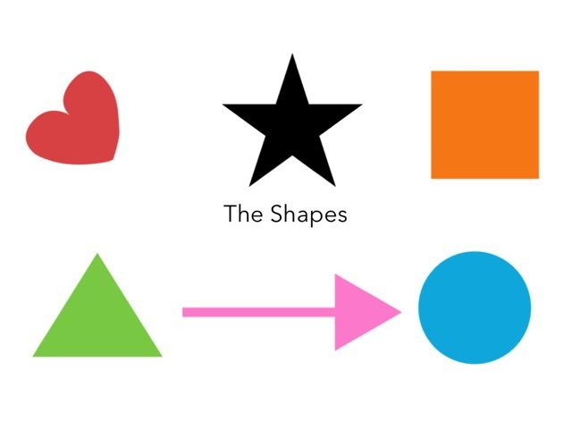 The Shapes by Suzan Tibbitts