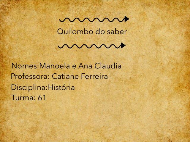 Manoela e Ana Claudia  by Rede Caminho do Saber