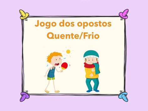 Quente/Frio by Fabiana Silvério De Albuquerqu