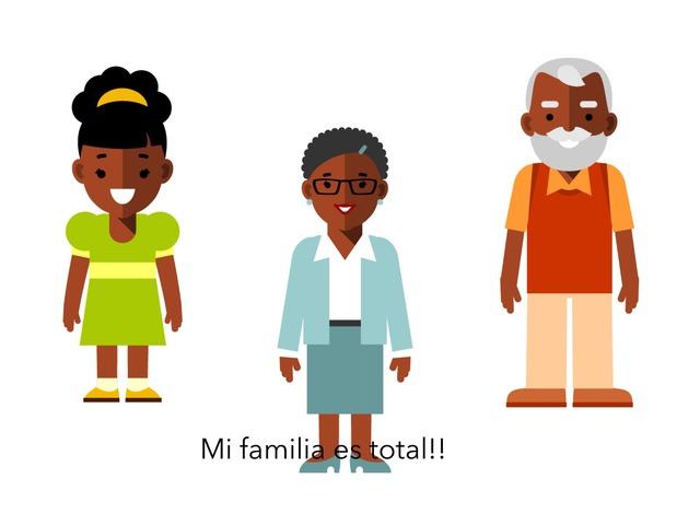 La Familia by Mónica Núñez