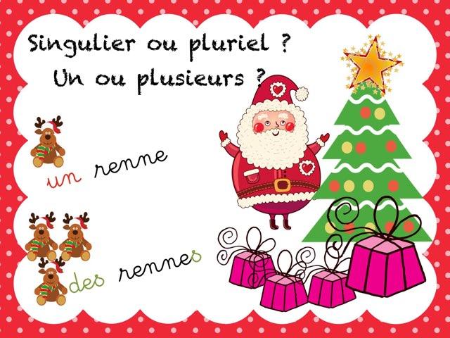 Singulier/Pluriel (noms) by Marie S