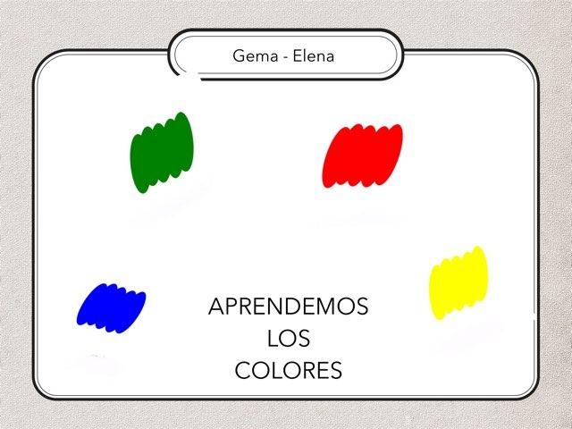 Aprendemos Los Colores by Zoila Masaveu