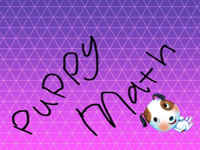Puppy Math by Codi Havens