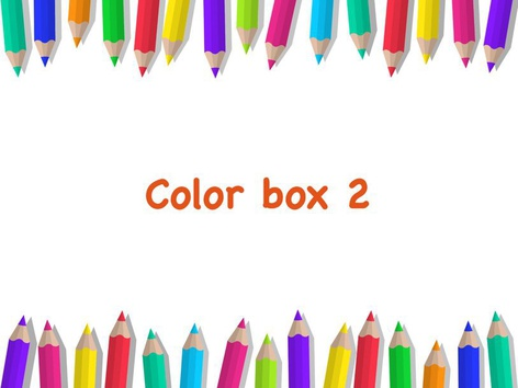 Color Box 2 Game by Jessica Lima