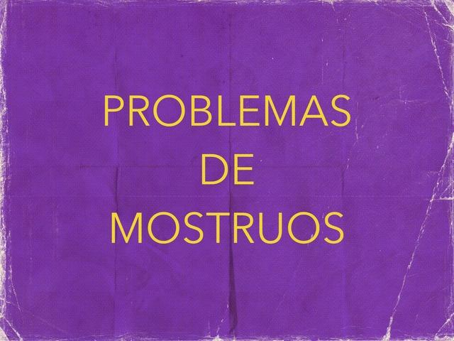 Problemas Matemáticos  by Mayte Jerez