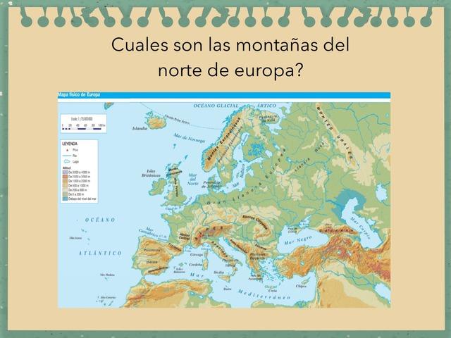 Montañas De Europa by Ana Torres Escribano