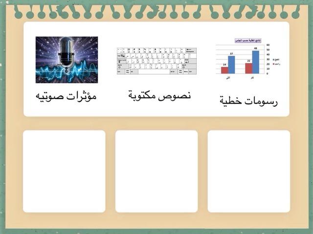 لعبة الوسائط المتعددة by Wafa Alqahtani