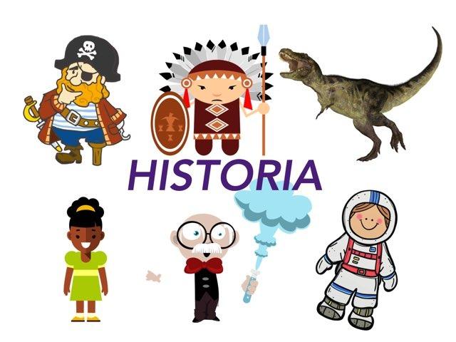 2. Maila Gizarte Historia by Sara Martinez De Arrieta
