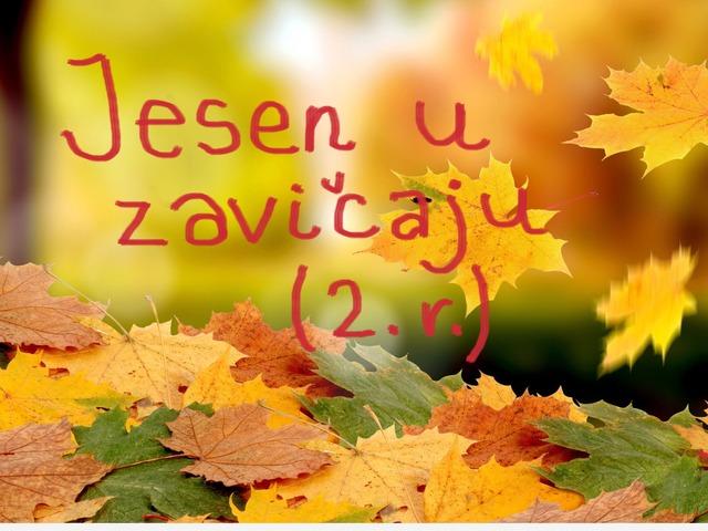 Jesen 2.r. by natasa delac