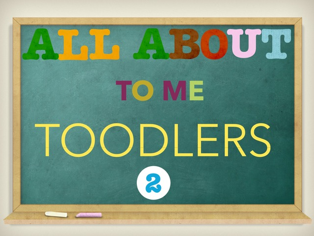 TOODLERS 2 by Cinthia Castro