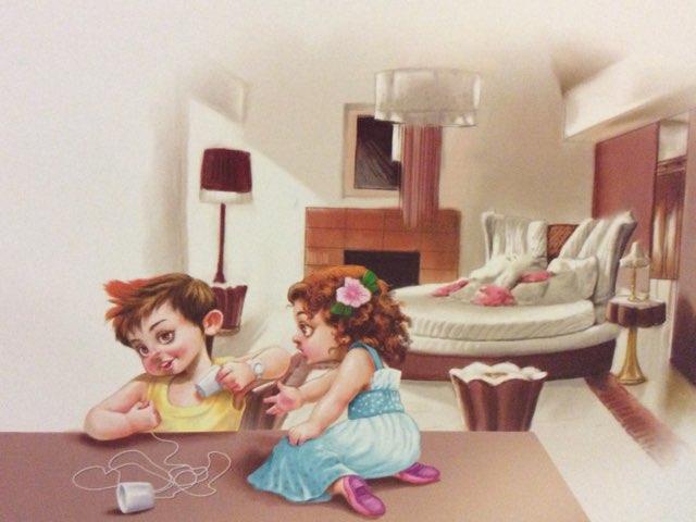 Game 3 by Eman Alqattan