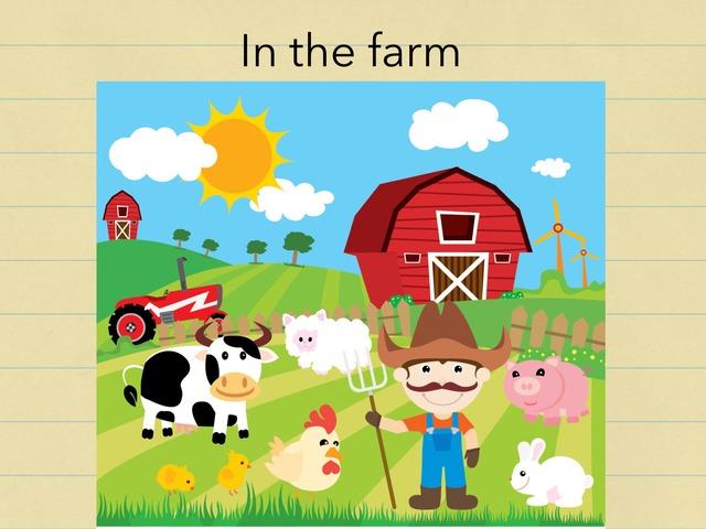 Farm Animals Puzzles  by Trang Quỳnh
