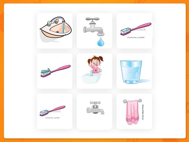 איך לצחצח שיניים by מיכל רובין