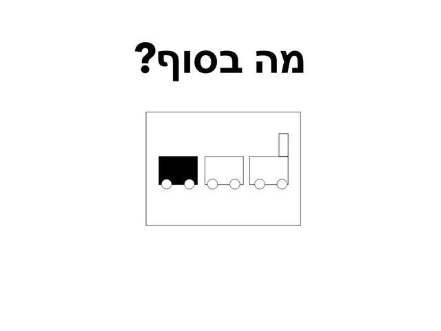מה שומעים בסוף? by Talia Menahem