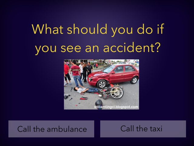 Accident by Athari Ali