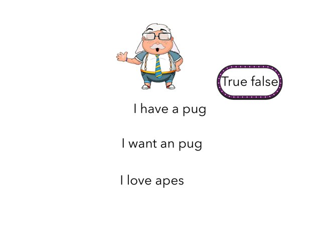 True Or False By Ali by RGS Springfield