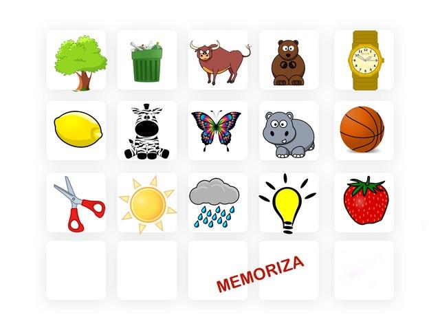 Comprueba tu Memoria by Jose Sanchez Ureña