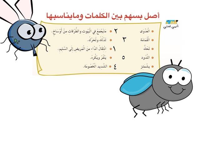 """نص الدعم """"ناقلة الأمراض"""" by نوره الفهمي"""