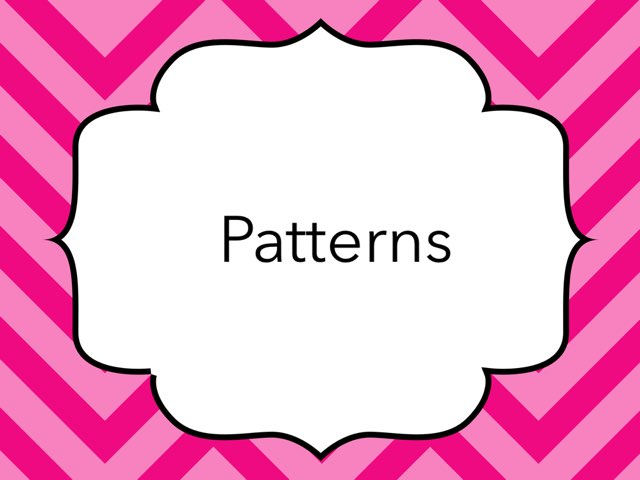 Pattern by Tina zita