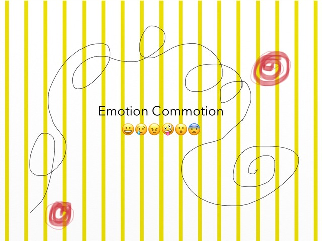 Emotion Commotion  by TinyTap creator