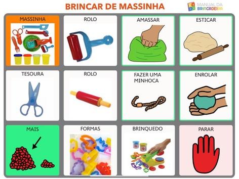Brincar De Massinha Prancha - Manual Da Brincadeira by MIRYAM PELOSI