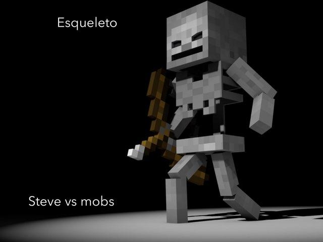 Steve Vs Mobs Teaser 3 by Martha Silva