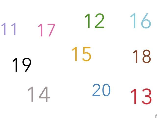 numbers by Teeny Tiny TEFL