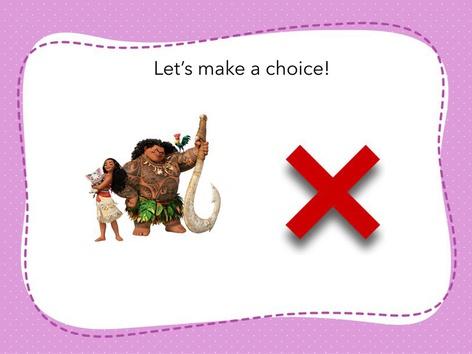 Choice Making by Diana Gerardi