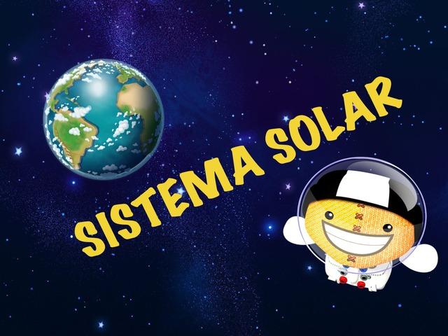 Sistema Solar by Berta Mendez Gerbolés