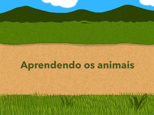 Aprendendo Os Animais by Isabel Mello Daud