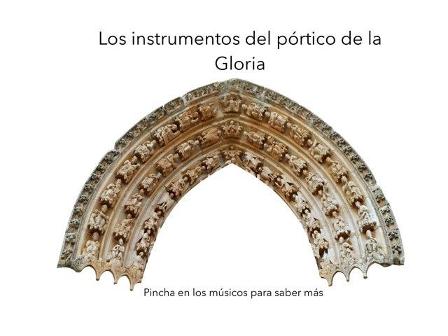 Pórtico De La Gloria by Miguel Alonso Rodríguez